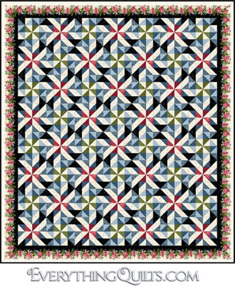 reflections quilt pattern exclusively at everything quilts