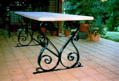 mobili da giardino in ferro mobili giardino in ferro battuto mobili giardino