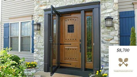 entry door cost