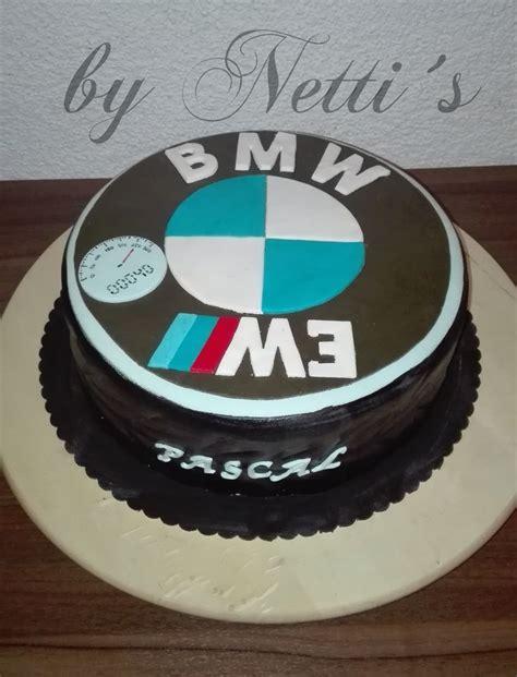 bmw kuchen bmw m3 cake fondant motto cake car cake torte themed