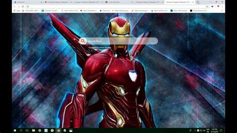 avengers endgame wallpaper hd theme youtube