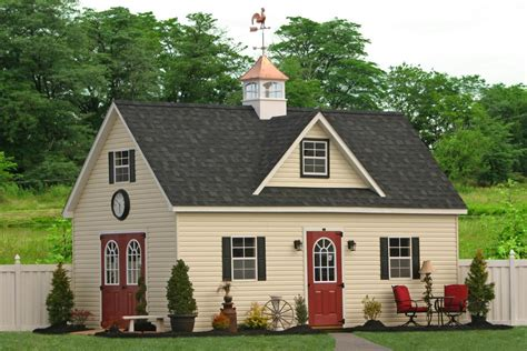 Tiny House Cottage by Two Story Storage Sheds Sheds Unlimited