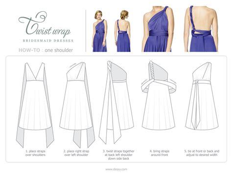 wear pattern definition twist dress wrap dress for bridesmaids prom
