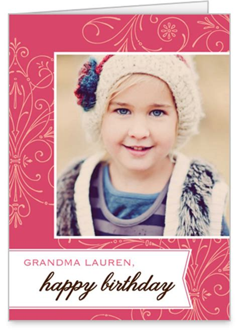 Shutterfly Birthday Cards Shutterfly Up To 50 Off Cards And Stationery And More