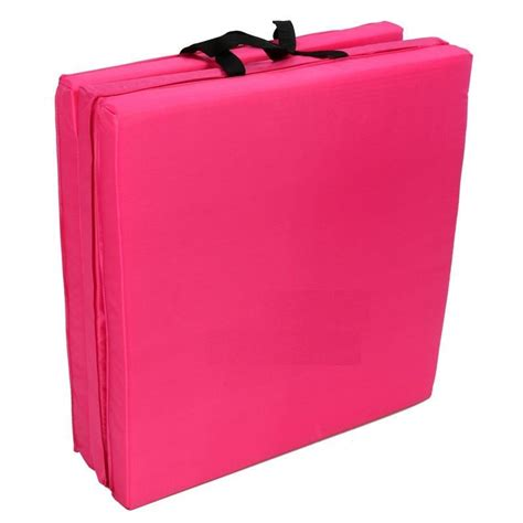Where To Buy Pilates Mat by Folding Exercise Mat For Pilates Pink Buy