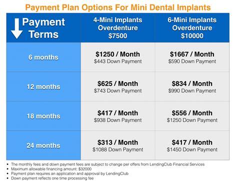 comfort dental payment plans mini dental implants mini dental implants kazemi oral