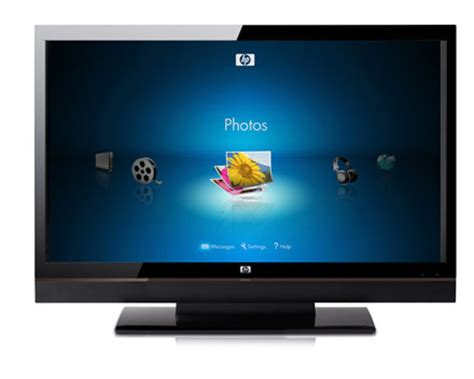 Ces 2007 Vizios 47 Inch Hd 1080p Lcd For 1650 by Hp Mediasmart Hdtv With Vista Media Center Extender