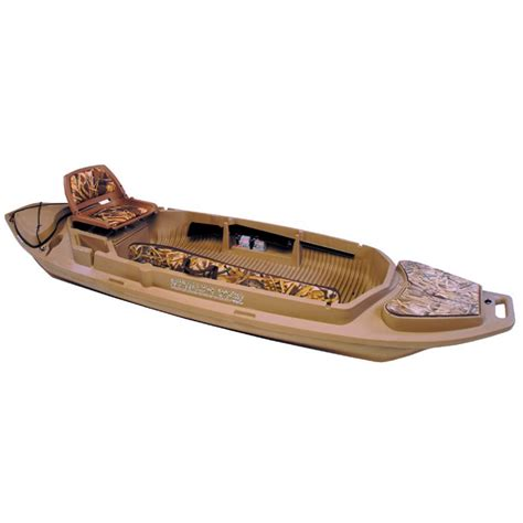 punt boat duck hunting beavertail stealth 2000 boat fishing hunting kayak