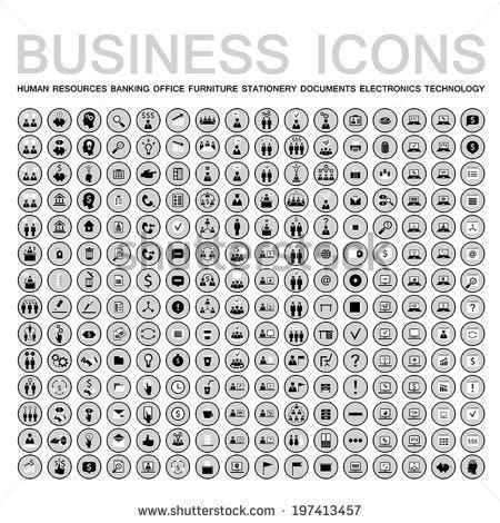 set of business icons human resource finance royalty free stock photos image 33611768 royalty free icon set 206494987 stock photo avopix