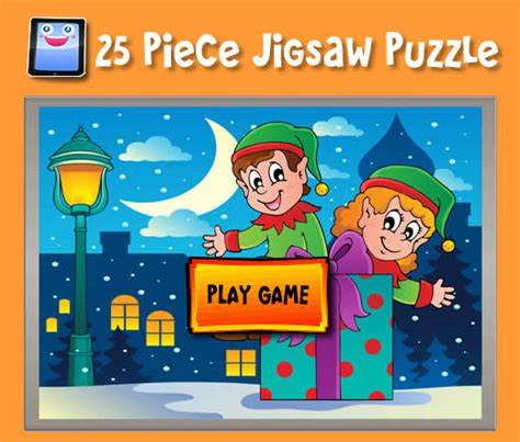 elves in a coloring and puzzle solving adventure for all ages books elves with a gift jigsaw puzzles for and