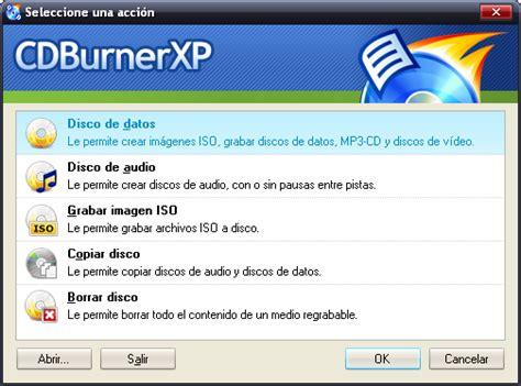descargar reproductor dvd softonic cdburnerxp descargar gratis