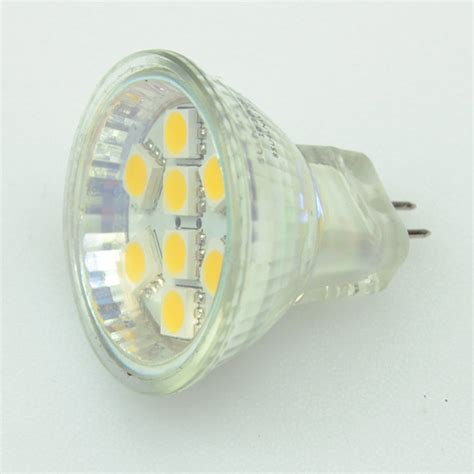 sockel gu4 led green power led8su4lnw led spot mit sockel gu4