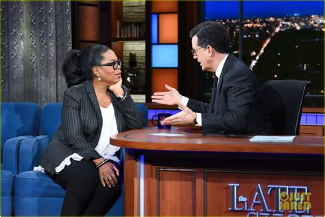 Winfrey Dedicates Show To Late by God Tells Oprah Winfrey To Run For President On Late