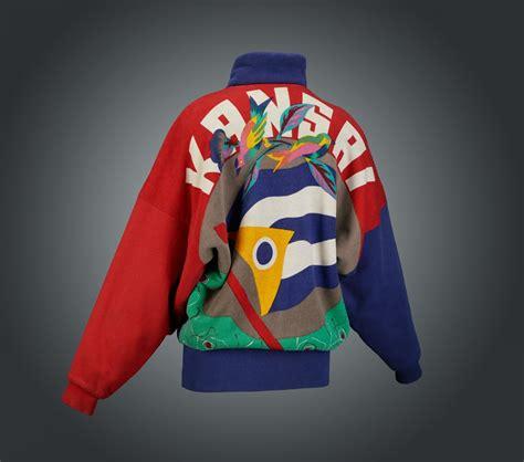 japanese design jacket shock wave japanese fashion design 1980s 90s denver