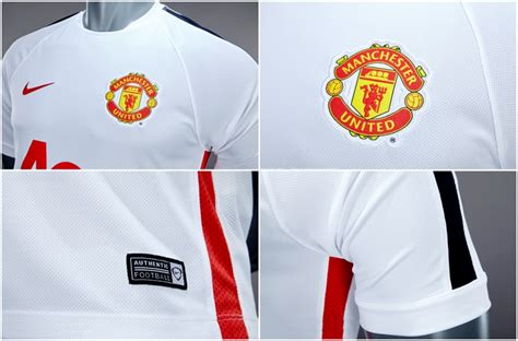 Kaos Black Squad jersey manchester united white 2015 big match