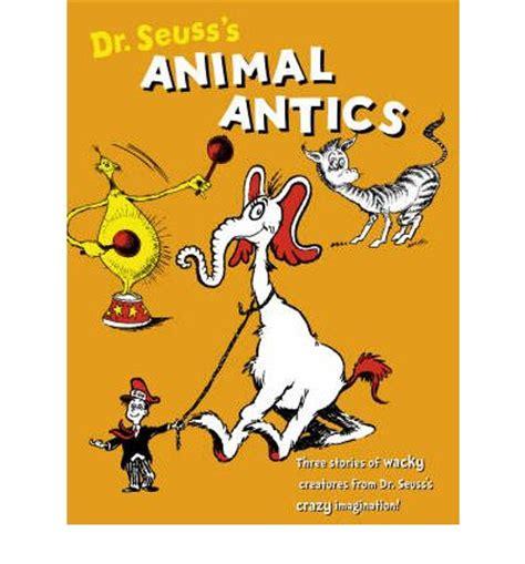 libro dr seuss qu animal dr seuss s animal antics