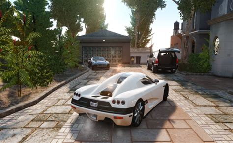 mod gta 5 realistic ultra realistic gta v mod with 4k textures looks