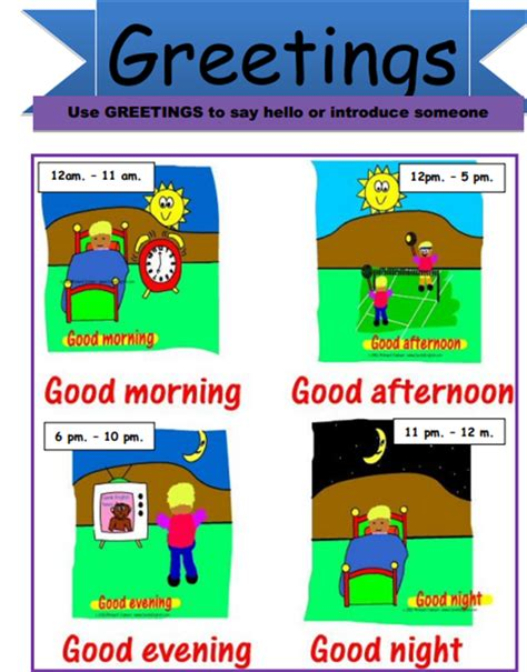 imagenes con frases good morning a fun place to learn english in preschool aprendamos