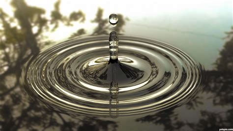 a drop in the a drop in the pond picture by secretsather for water drops 3d contest pxleyes com