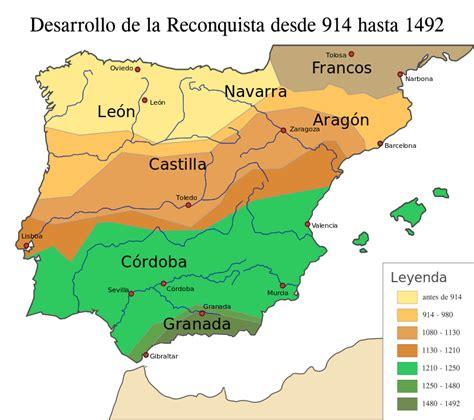 reconquista del reino de 3 la reconquista documentaci 243 n de dialectolog 237 a espa 241 ola 0