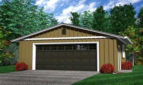 garage plans 8002 18 24 x 32 x 12 detached 28 detached garage ideas 12 x rustic detached 2 car