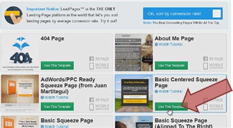 Leadpages Vs Clickfunnels Landing Page Comparison Autos Post Leadpages Landing Page Templates