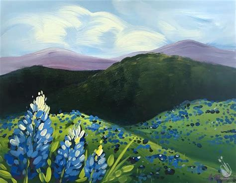 paint with a twist san angelo bluebonnets 4 5 2017 san angelo tx