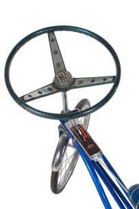 Steering Wheel For Bicycle Huffy Steering Wheel Bike Low Rider Schwinn Stingray
