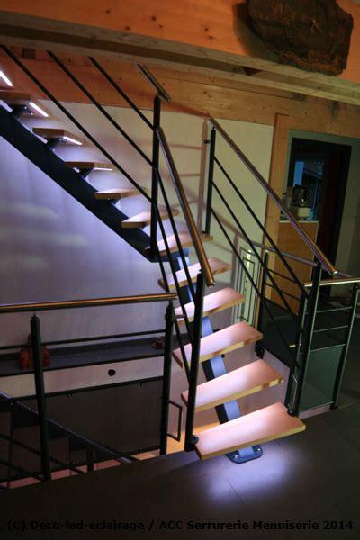 eclairage marche escalier exterieur eclairage led escalier luminaire marchesurmesyeux