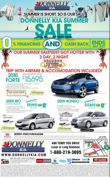 Kia Donnelly Travel Incentives About Odenza Travel Certificates