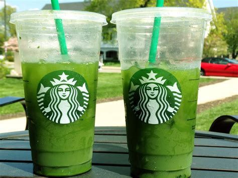 Detox Teas At Starbucks by Got Matcha The Lala
