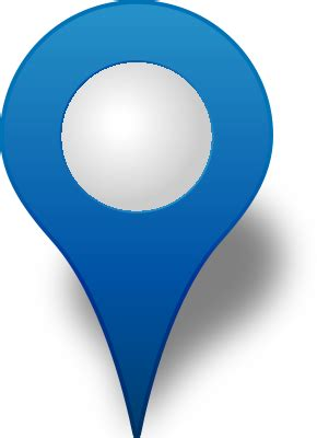 location icon map location_map_pin_blue3 – alja renk