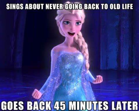 frozen memes funny jokes about disney animated movie