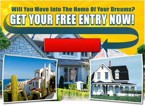 Win Dream Home Giveaway - 3 million dream home sweepstakes html autos post