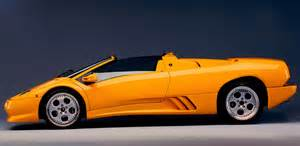 How Fast Is A Lamborghini Diablo 1999 Lamborghini Diablo Roadster Pictures Page 5 Fast