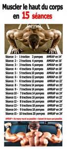 musculation des bras exercices pour muscler biceps et