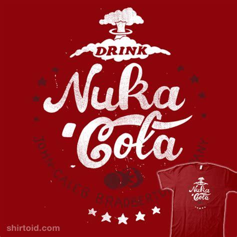 Drink Nuka Cola drink nuka cola shirtoid