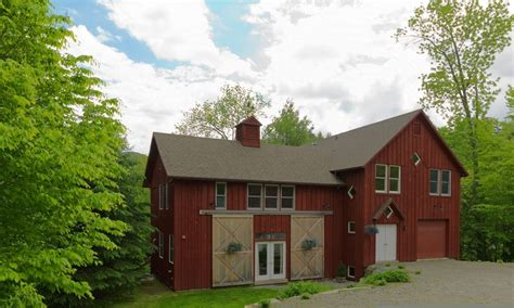 Vermont Luxury Cabin Rentals by Stowe Barn Luxury Mountain Rd With Spa Vrbo
