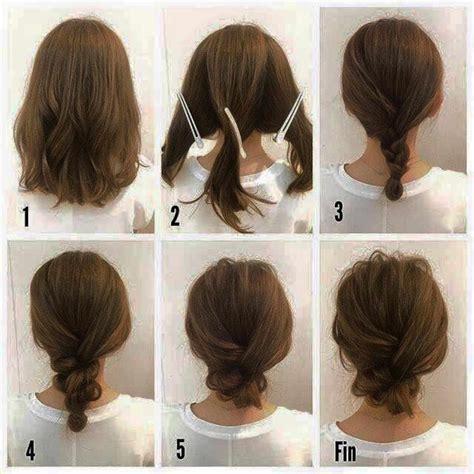 Easy Hairstyles For Medium Length Hair   Short Medium Long
