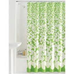 mainstays floral ditty fabric shower curtain walmart