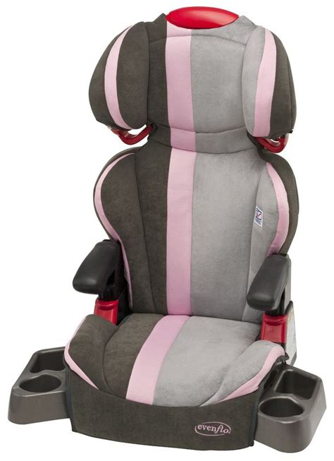 child booster seat without back evenflo big kid high back si car seat booster baby