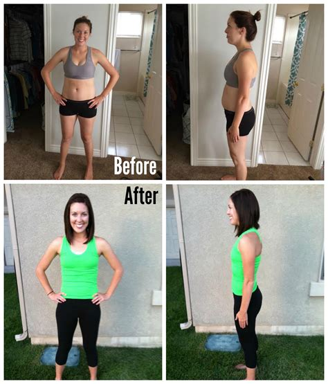 how i lost my baby weight six stuff