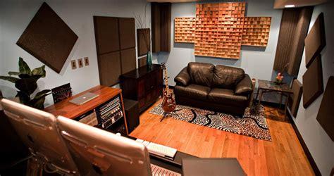 Bedroom Loft Ideas auralex acoustics recording studios