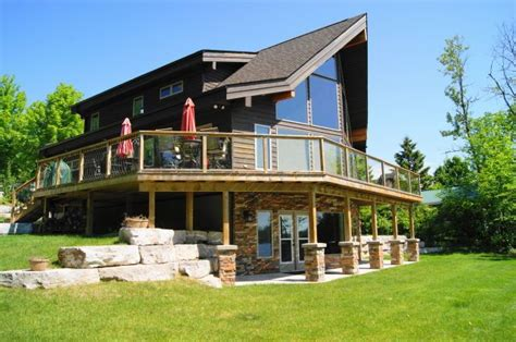 pigeon lake cottages ontario cottage rentals northern comfort cottage rental 683 rental cottages in