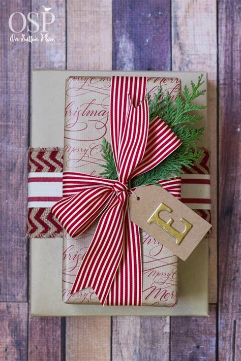 christmas gift wrapping ideas on sutton place