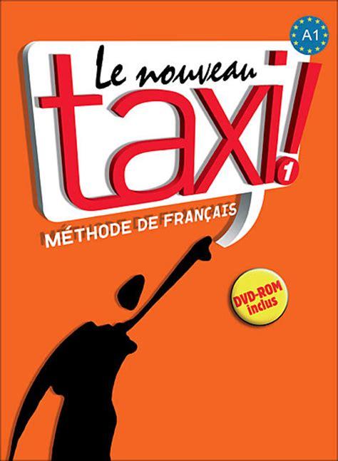 libro taxi le nouveau taxi niveau 1 comprar libro en fnac es