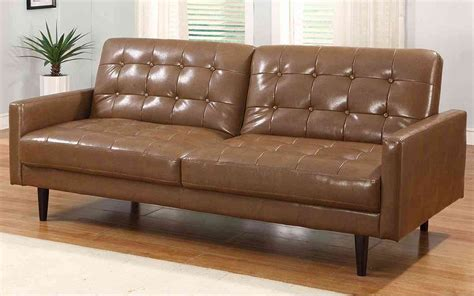 full size leather sleeper sofa full size sleeper sofa leather color dawndalto decor