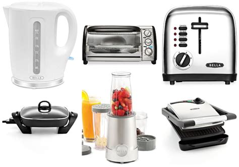 bella kitchen appliances hot 4 66 reg 45 bella kitchen appliances free