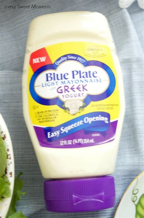 blue plate light mayonnaise with yogurt amazing chicken salad sandwich recipe living moments