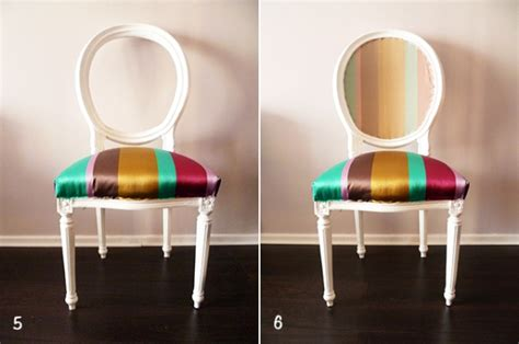 Diy Chair Seat Upholstery by Diy Upholstery Chair Adorable Home